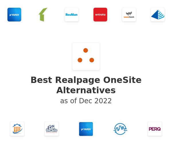 Best Realpage OneSite Alternatives