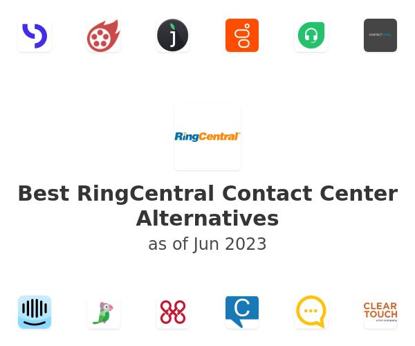 Best RingCentral Contact Center Alternatives