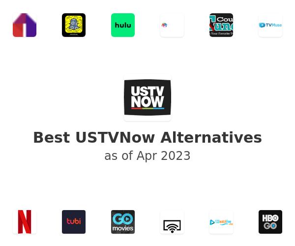 Best USTVNow Alternatives