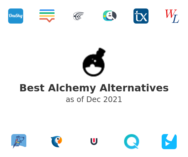 Best Alchemy Alternatives
