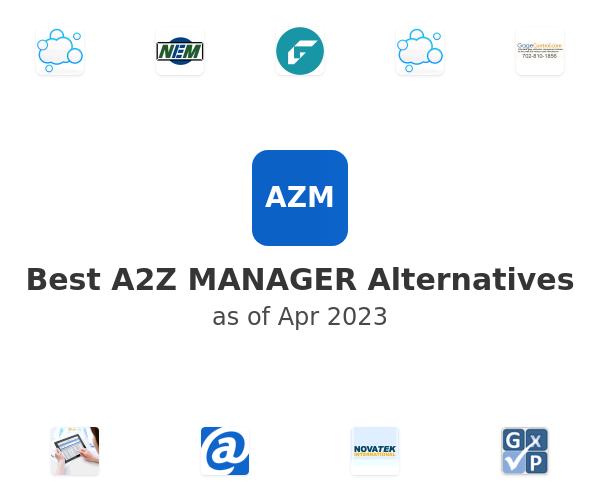 Best A2Z MANAGER Alternatives
