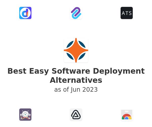 Best Easy Software Deployment Alternatives