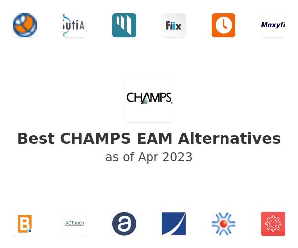 Best CHAMPS EAM Alternatives