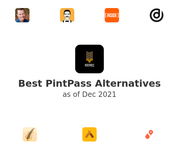Best PintPass Alternatives