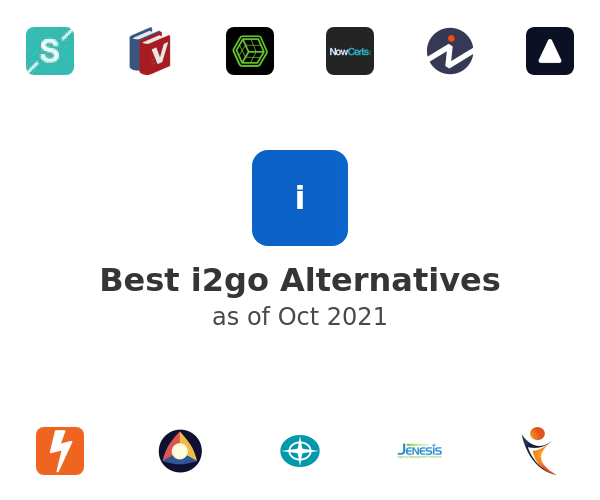 Best i2go Alternatives