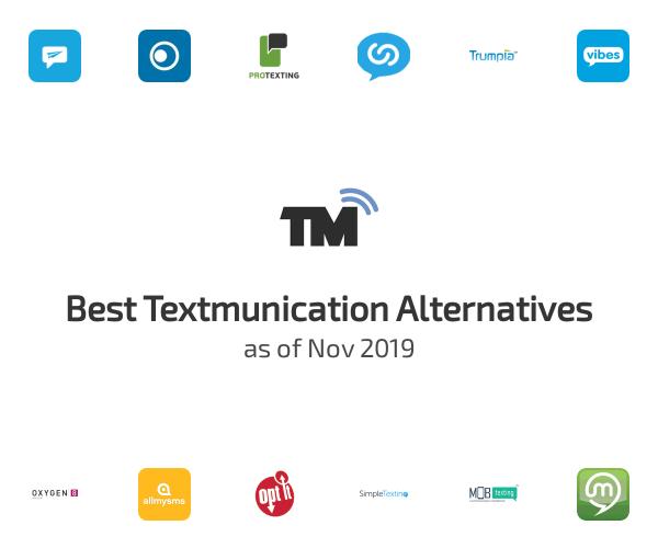 Best Textmunication Alternatives