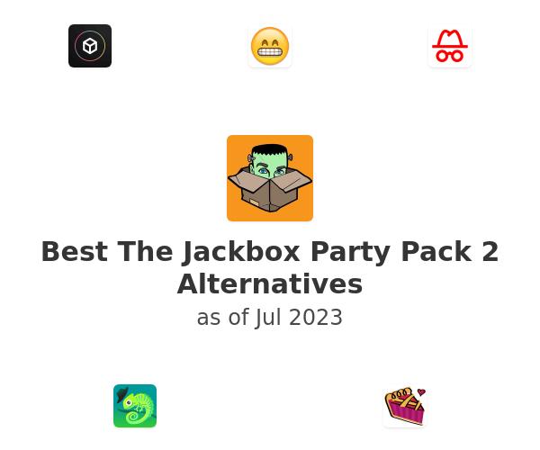 Best The Jackbox Party Pack 2 Alternatives