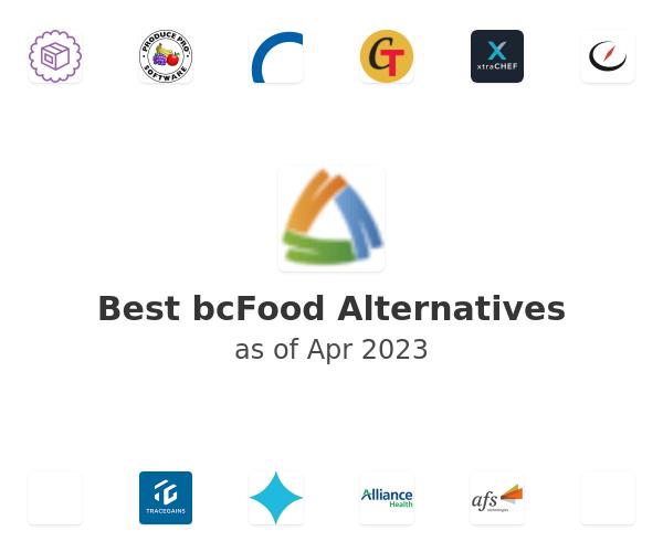 Best bcFood Alternatives
