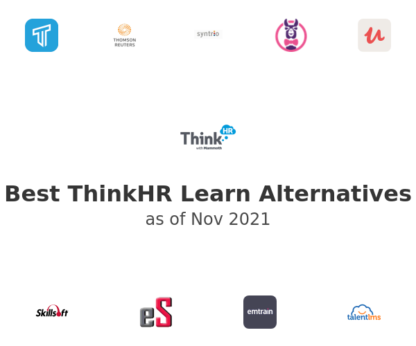 Best ThinkHR Learn Alternatives