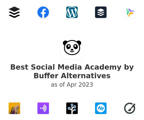 Best Social Media Academy by Buffer Alternatives