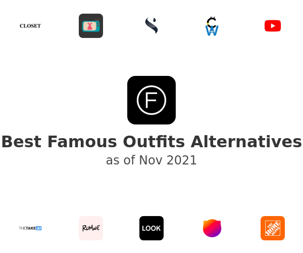 Best Famous Outfits Alternatives