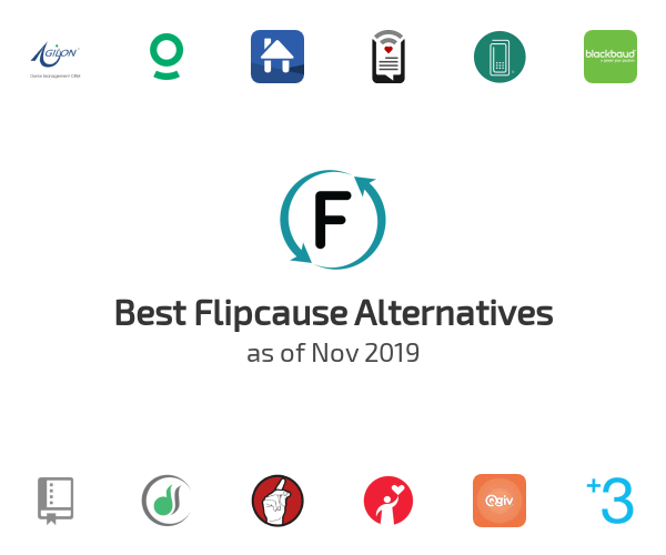 Best Flipcause Alternatives