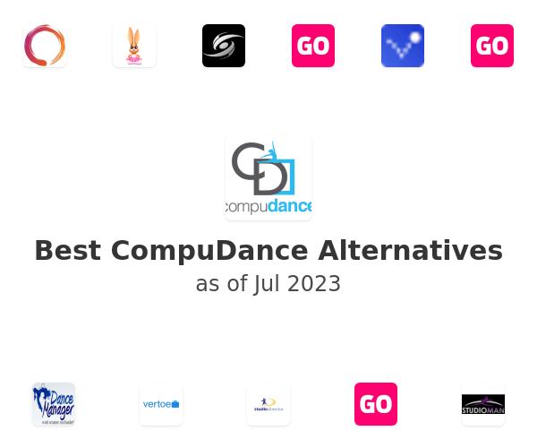 Best CompuDance Alternatives