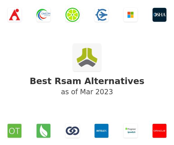 Best Rsam Alternatives