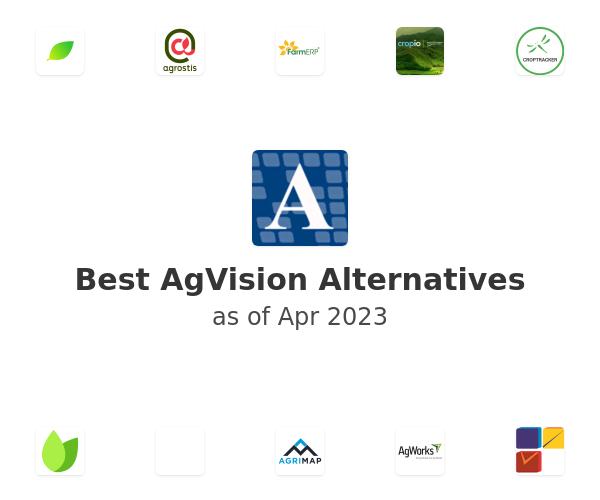 Best AgVision Alternatives
