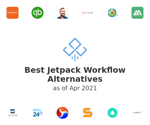 Best Jetpack Workflow Alternatives