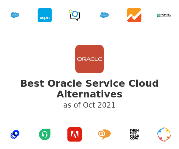 Best Oracle Service Cloud Alternatives