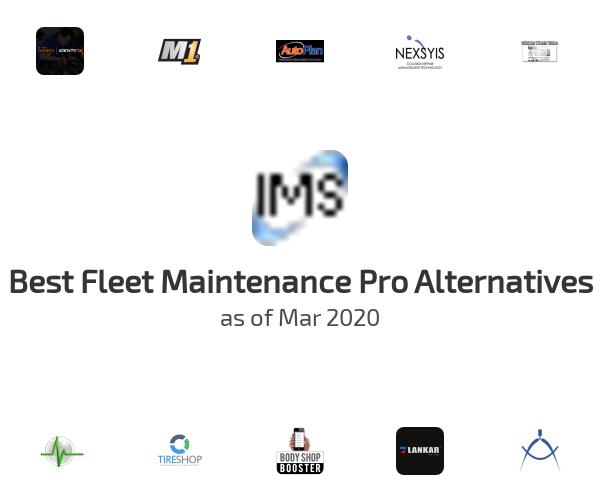 Best Fleet Maintenance Pro Alternatives