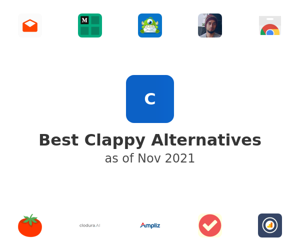 Best Clappy Alternatives