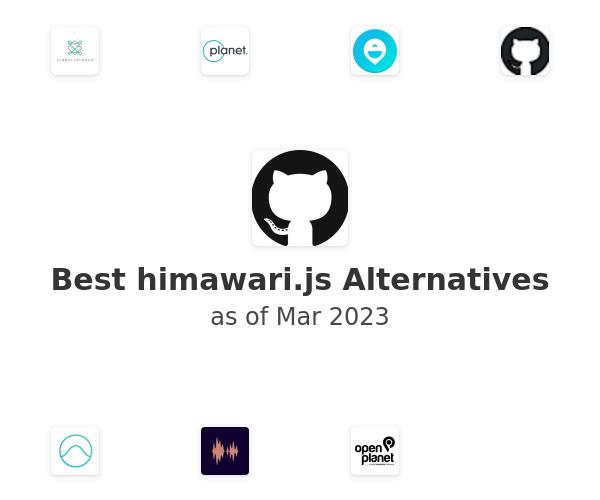 Best himawari.js Alternatives