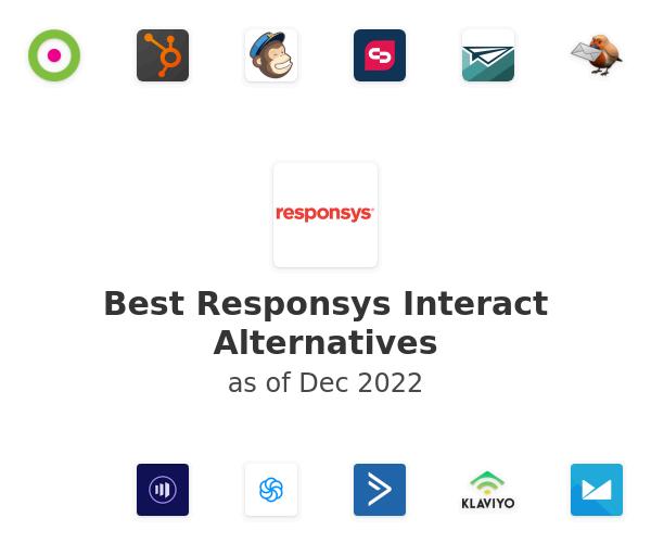 Best Responsys Interact Alternatives
