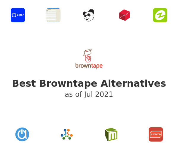 Best Browntape Alternatives