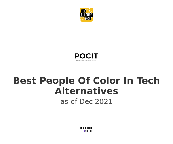 Best People Of Color In Tech Alternatives
