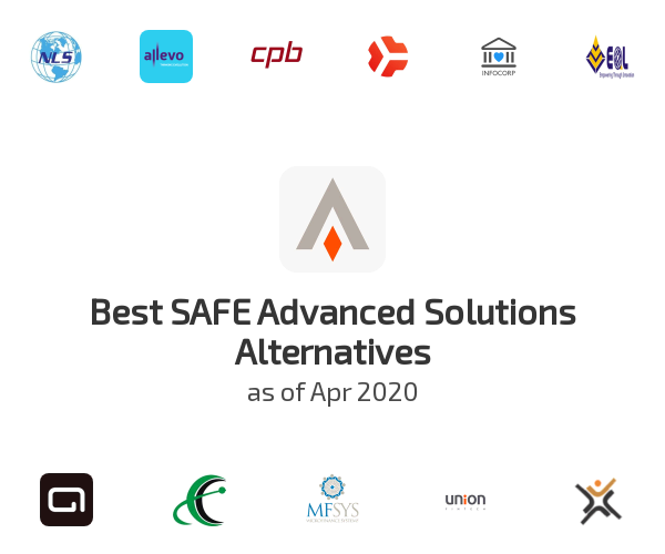 Best SAFE Advanced Solutions Alternatives