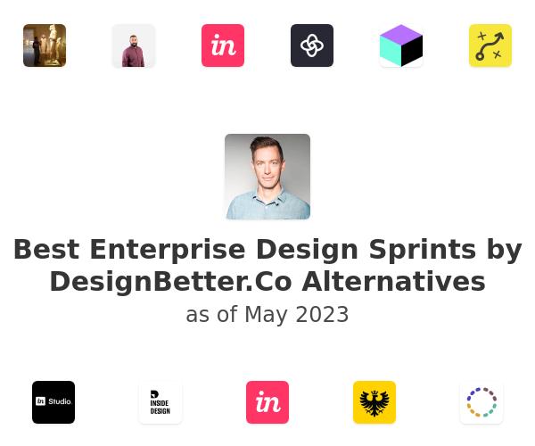 Best Enterprise Design Sprints by DesignBetter.Co Alternatives