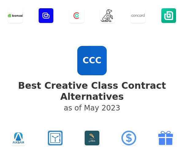 Best Creative Class Contract Alternatives