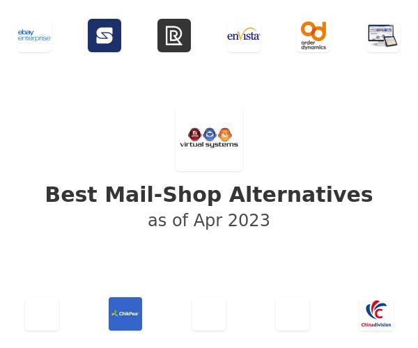 Best Mail-Shop Alternatives