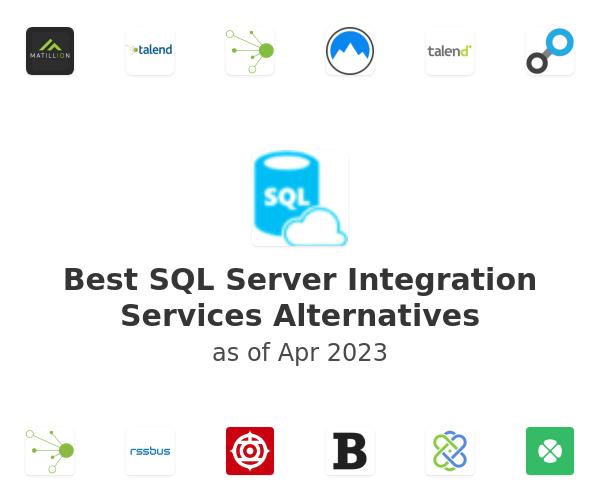 Best SQL Server Integration Services Alternatives