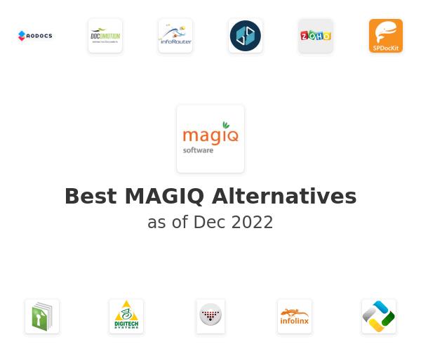Best MAGIQ Alternatives