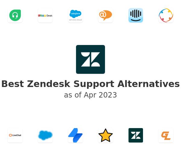 Best Zendesk Support Alternatives