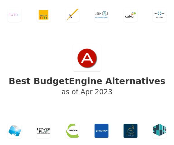 Best BudgetEngine Alternatives