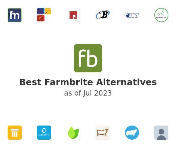 Best Farmbrite Alternatives