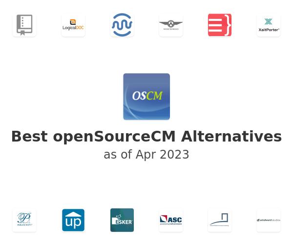 Best openSourceCM Alternatives