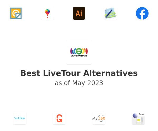 Best LiveTour Alternatives