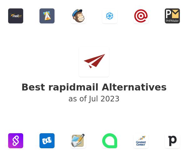 Best rapidmail Alternatives