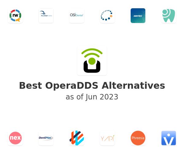 Best OperaDDS Alternatives