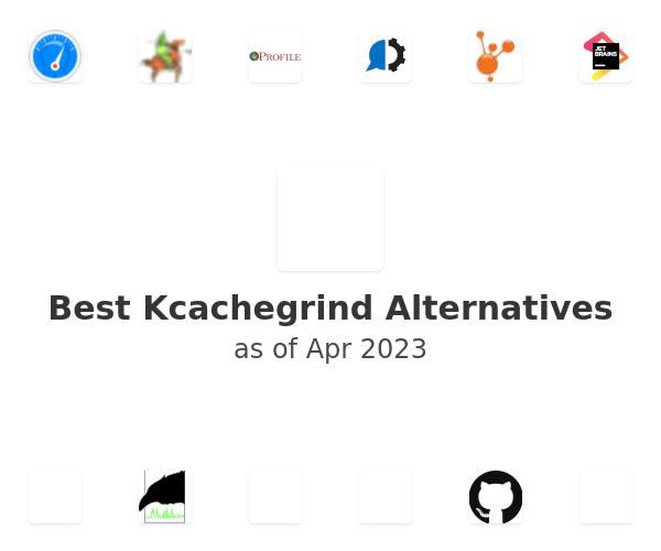 Best Kcachegrind Alternatives