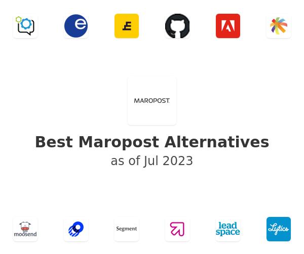 Best Maropost Alternatives