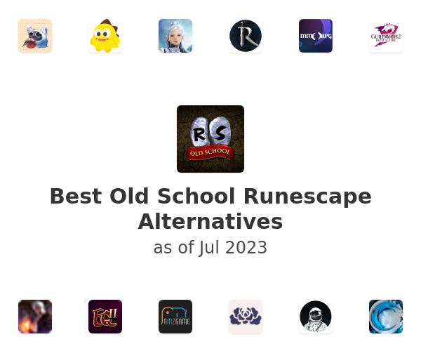 Best Old School Runescape Alternatives