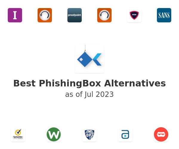 Best PhishingBox Alternatives