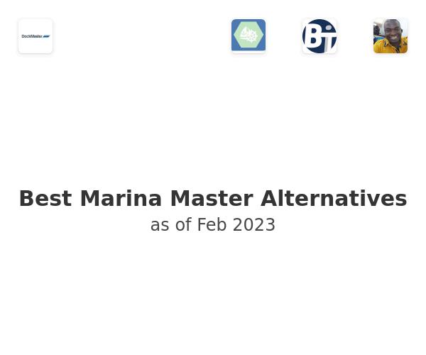 Best Marina Master Alternatives