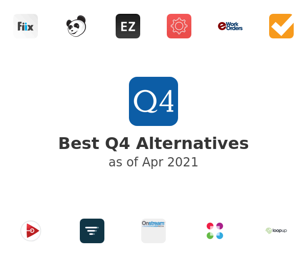 Best Q4 Alternatives