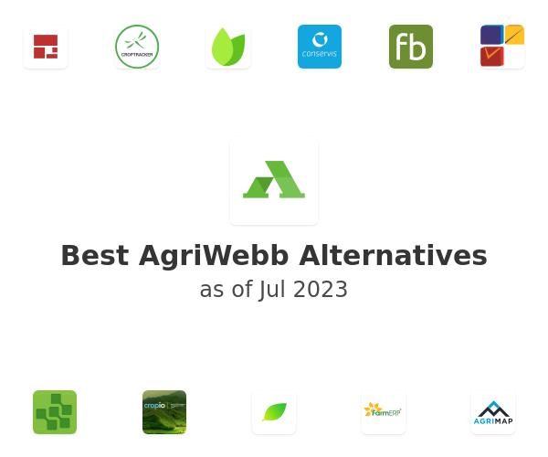 Best AgriWebb Alternatives