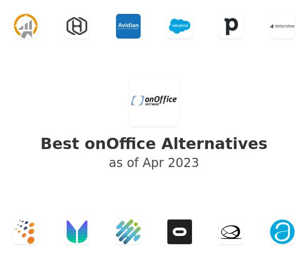 Best onOffice Alternatives