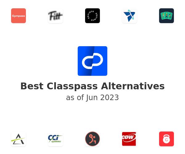 Best Classpass Alternatives