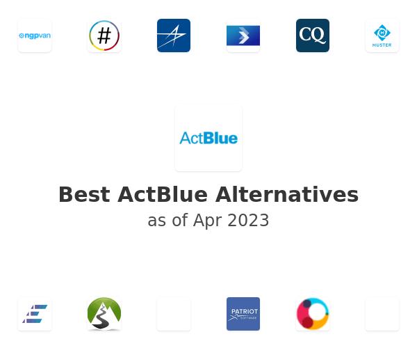 Best ActBlue Alternatives